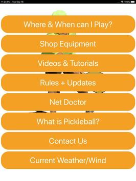Pickleball Locator 2.0.2 screenshot 6