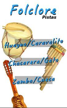 Percusión Folclórica Argentina poster