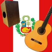 Pistas de Percusión Peruana icon