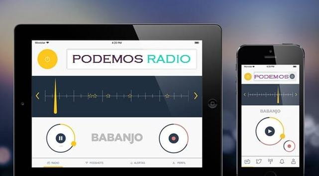 Live PODEMOS Radio screenshot 2