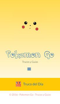 Trucos Diarios para Pokémon GO poster