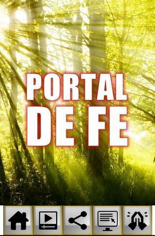 Portal de Fe poster