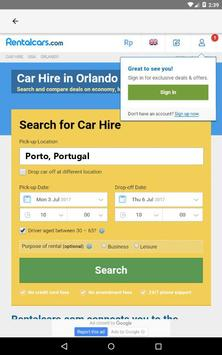 Porto Car Rental, Portugal screenshot 5
