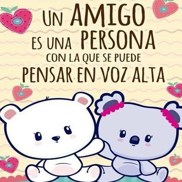 Frases Bonitas De Amistad Para Amigos Gratis Pour Android