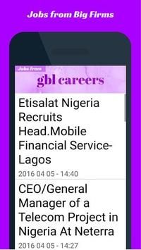Plenty Jobs apk screenshot