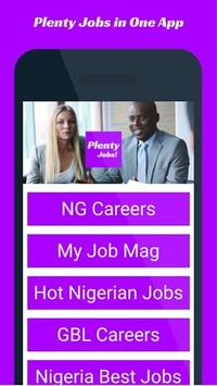 Plenty Jobs poster