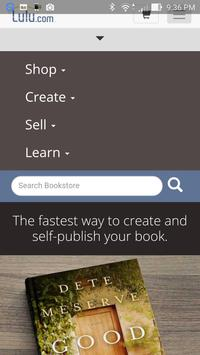 PublishBook Helper apk screenshot