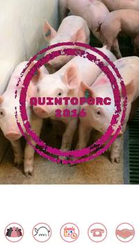QUINTOPORC 2016 poster