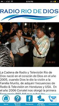 Radio Cristiana Rio De Dios screenshot 1