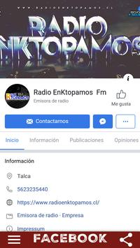 Radio Enktopamos screenshot 2