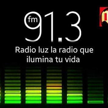 Radio Luz FM 91.3 poster
