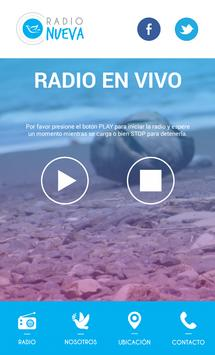 Radio Nueva 1140AM screenshot 1