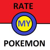 Rate My Pokemon. icon