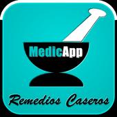 Remedios Caseros -MedicApp icon