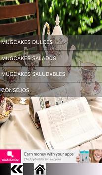 Mug cake recetas, Pastel-Taza apk screenshot