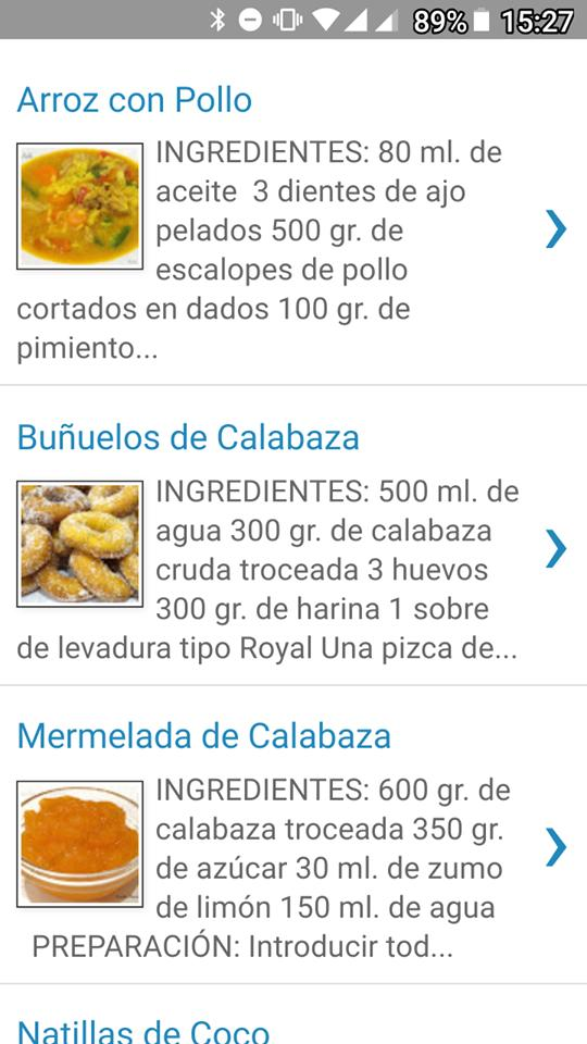 Recetas Monsieur Cuisine For Android Apk Download