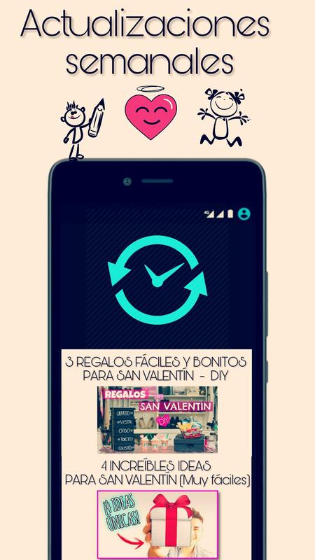 Diy Regalos De San Valentin For Android Apk Download