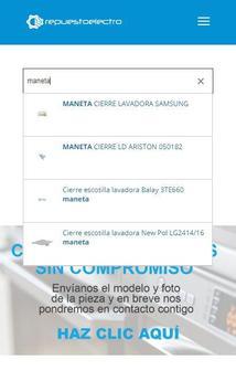 Repuesto Electro screenshot 1