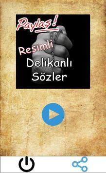 Resimli Delikanlı Sözler . poster