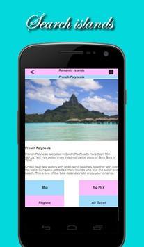 Romantic Islands apk screenshot