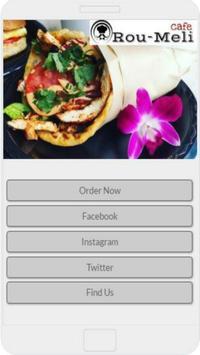 Rou-Meli Cafe screenshot 2