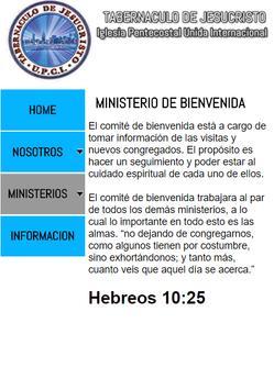 Tarbernaculo iglesia screenshot 2