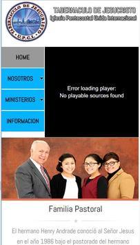 Tarbernaculo iglesia screenshot 3