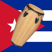 Salsa Drums Backtracks icon