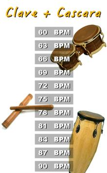 Salsa Drums Backtracks screenshot 3