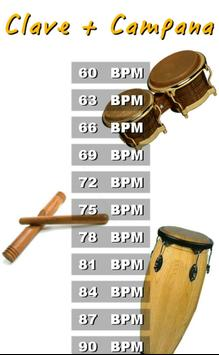 Salsa Drums Backtracks screenshot 2