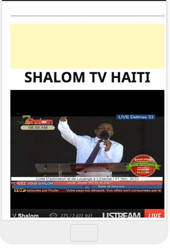 HAITI TV BOX + 80 Haitian Tv Channels | Watch Live TV ...