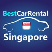 Singapore Car Rental icon