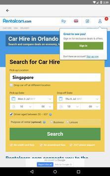 Singapore Car Rental screenshot 5