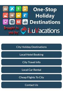Singapore Vacation screenshot 5