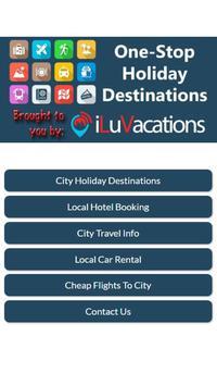 Singapore Vacation screenshot 1