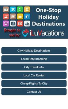 Singapore Vacation screenshot 3