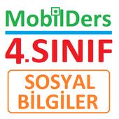 4.SINIF SOSYAL BİLGİLER icon