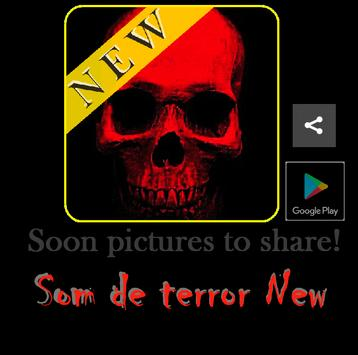 Som de terror apk screenshot