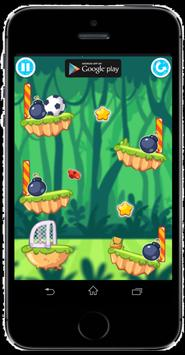 Soccer monkey apk screenshot