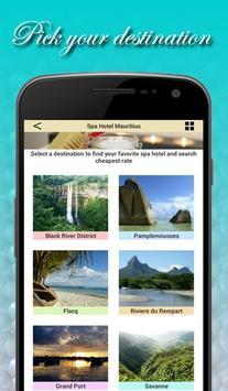 Spa Hotel Mauritius apk screenshot