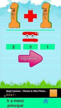 Suma y Resta para niños screenshot 3