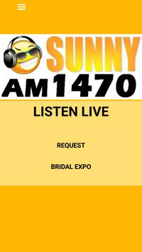 SUNNY 1470 poster