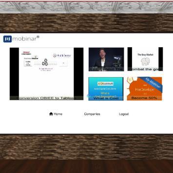 MobinarVR - for GearVR apk screenshot