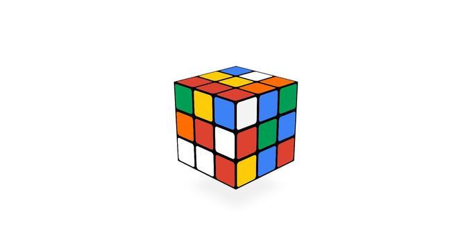 rubik's cube screenshot 3