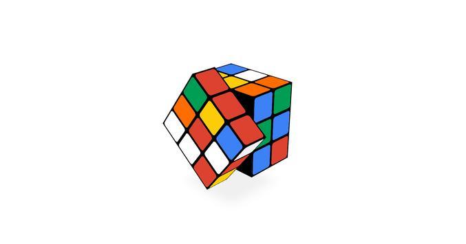 rubik's cube screenshot 2