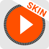 MusiX Material Light Orange Skin icon