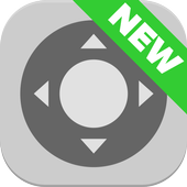 Touch X (Control Stick) icon