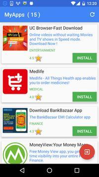 MyApps apk screenshot