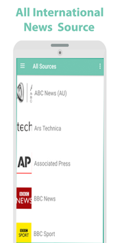 News App screenshot 2