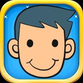 Cool Guy Emoji icon